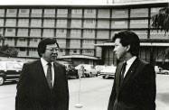 Paul Yonamine, President of IBM Japan